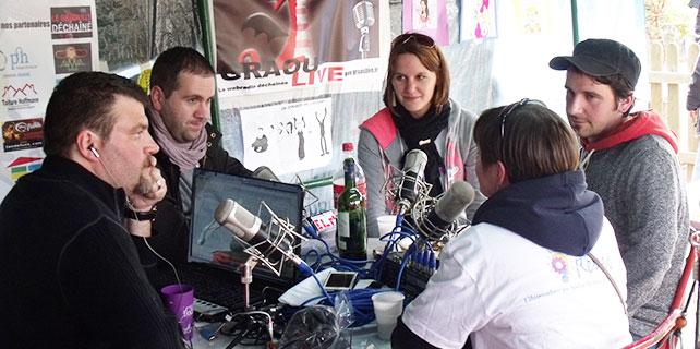 Graou'live et son émission marathon