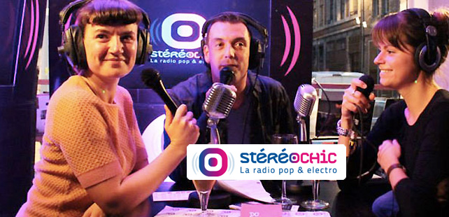 StéréoChic, la radio digitale Pop & Electro