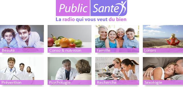 Radio Public Santé, quand la santé va, tout va !