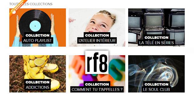 rf8 un site d 39 coute et de partage de musique de plus actualit s des. Black Bedroom Furniture Sets. Home Design Ideas