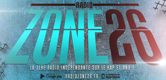 Zone 26, la webradio qui donne la parole au Rap Français