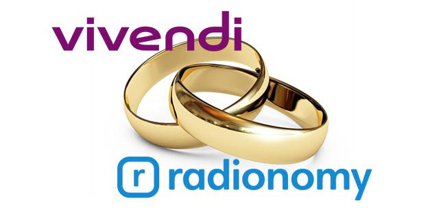 La multinationale Vivendi s'offre Radionomy Group