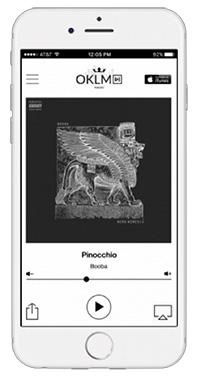 OKLM Radio, le chanteur Booba crée sa radio digitale