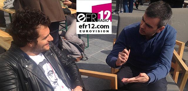 EFR12, la Nouvelle Star de l'Eurovision