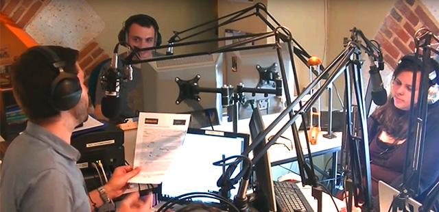 Pontacq Radio, une belle équipe proche de ses auditeurs
