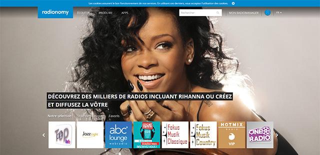 Les revenus du streaming audio en France progressent de 44%