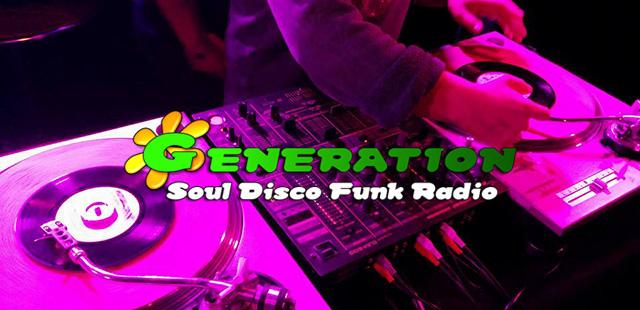 Génération Soul Disco Funk, la radio de référence !