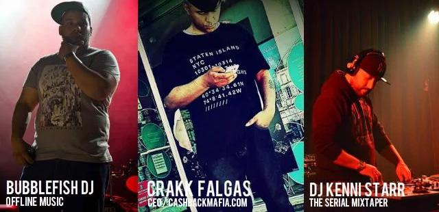 Le son Hip Hop de Cashback Mafia Radio