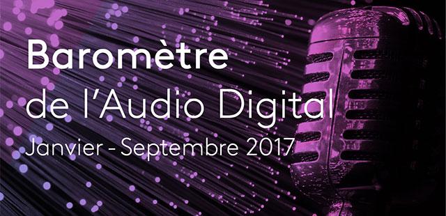 L'activité publicitaire sur la radio digitale en 2017 avec Kantar Media