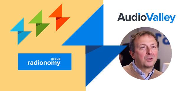 Radionomy Group cède la place à AudioValley