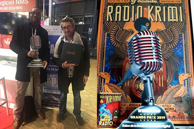 Radio Krimi, Meilleure Webradio 2019