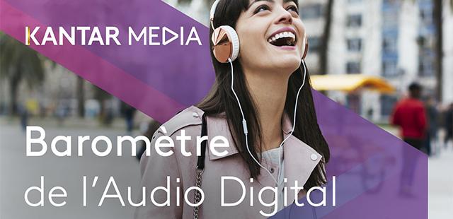L'activité publicitaire sur la radio digitale en 2019 avec Kantar Media