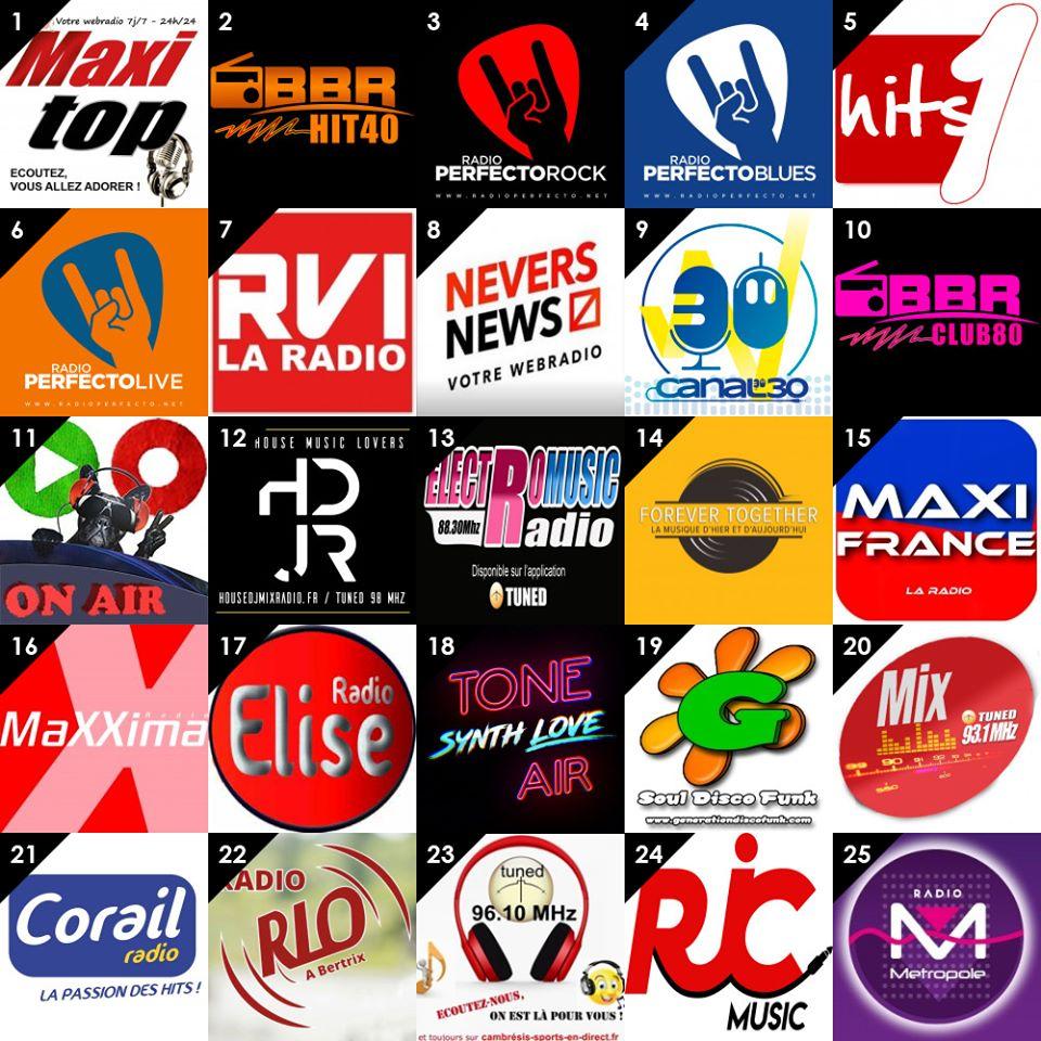 Pour la première fois depuis son lancement, la bande TUNED diverge, désormais, de la FM classique pour se concentrer uniquement sur des radios digitales pure-players françaises.