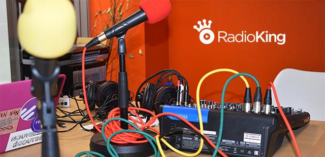 RadioKing- TOP 30 des radios digitales en Février 2020