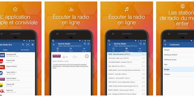 Online Radio Box – TOP 20 des radios digitales en Mai 2020