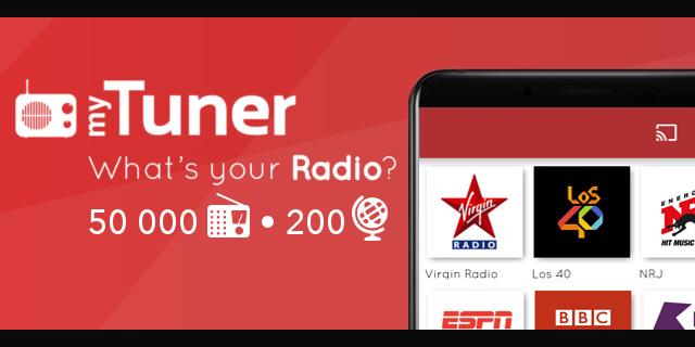 myTuner – TOP 30 des radios digitales en Mai 2020