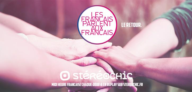 StéréoChic Radio : Les Français parlent aux Français