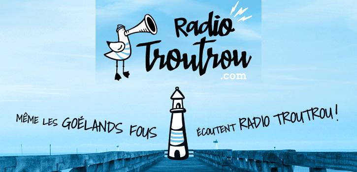 Radiotroutrou, éclectique et curieuse !